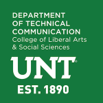 Logo for University of North Texas Department of Technical Communication