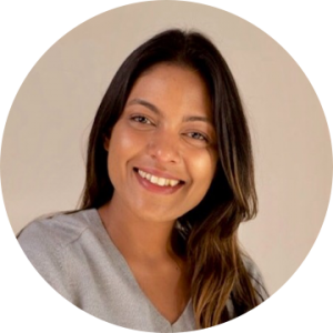 headshot of Sarita Damania