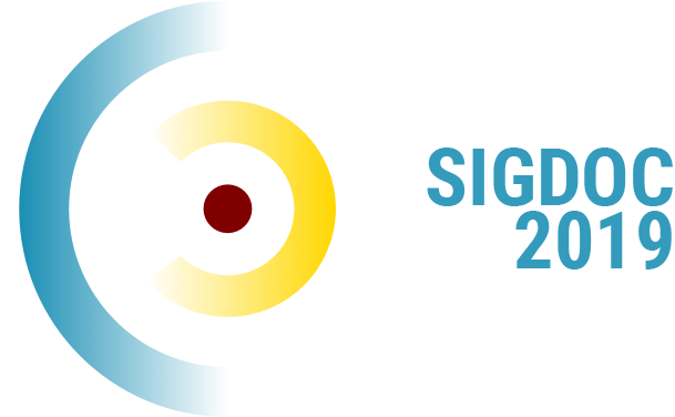 Call for Proposals – SIGDOC 2019