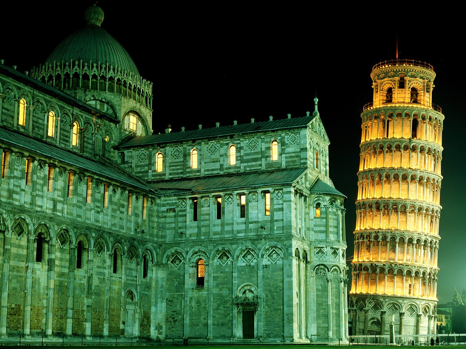 Recap from Pisa, Italy!