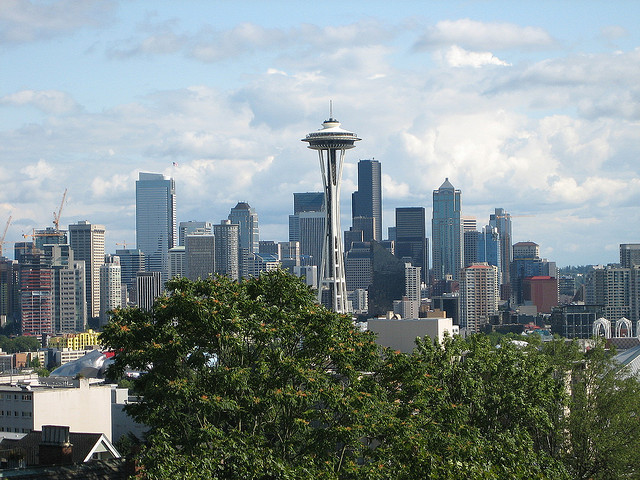 SIGDOC 2012 is in Seattle!